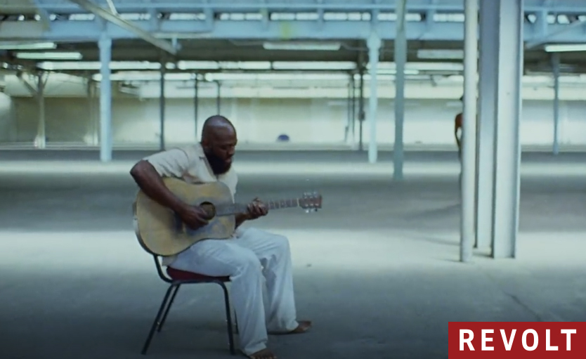 revolt this is amerca 1 - Revolt Magazine - The man in Childish Gambino's 'This is America' video isn't Trayvon Martin's dad