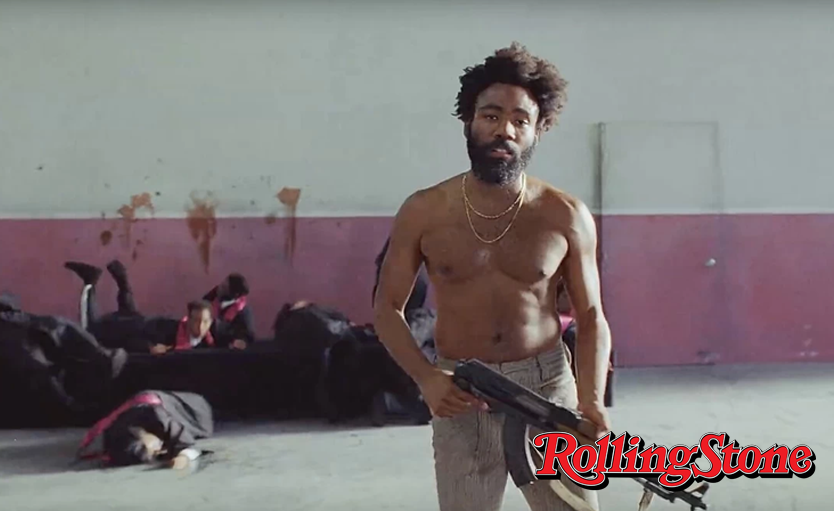 rollingstone calvintheii - Rolling Stone - 'This Is America' Actor Talks Donald Glover, Easter Eggs and Trayvon Martin's Dad